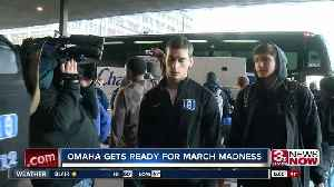 News video: March Madness arrives in Omaha