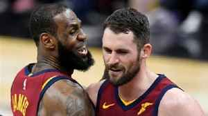 News video: Nick Wright reacts to LeBron's clutch pass to Kevin Love: He makes the right play, no matter what