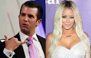 News video: 'Sexy texts' revealed Trump Jr. affair with singer: report