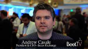 News video: Index Exchange CEO Casale On The Quest For An Open ID Graph