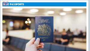 News video: Britain's Post-Brexit Passports Will be Made In France
