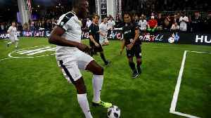 News video: Usain Bolt seeks new challenge in football