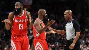 News video: Rockets Have A Chance To Prevent Warriors From A Championship Repeat