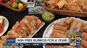 News video: Here's how you can win free burros for a year!