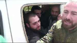 News video: Deal allows Syrian rebels to evacuate town in besieged Ghouta