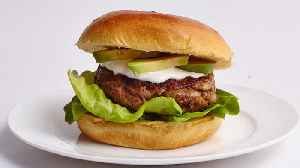 News video: How to Make Turkey Burgers with Lime Mayo and Avocado