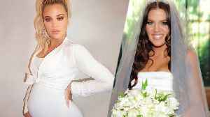 News video: Khloe Kardashian's Wedding To Tristan Thompson Will Cost HOW MUCH?!