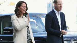 News video: The Royal Baby Hasn't Arrived Yet, But He or She Already Has a Web Page