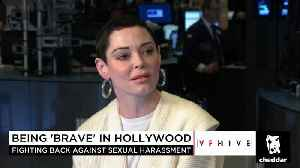 News video: Rose McGowan Plotted Harvey Weinstein's Fall for Two Decades