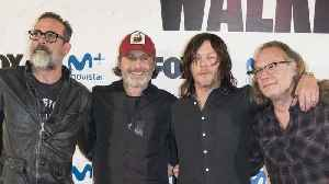 News video: The Walking Dead Throws Hilarious Shade At Avengers