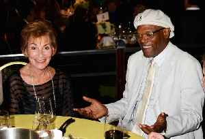 News video: Judge Judy and Samuel L. Jackson Are BFF's