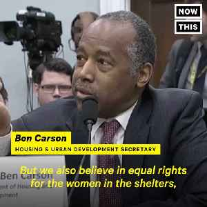 News video: Ben Carson Uses Transphobic Rhetoric