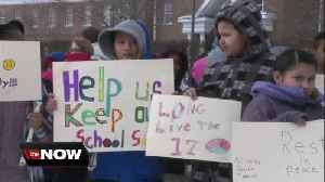News video: Akron high school students heading to D.C. to march for bill to address gun issues