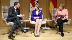 News video: UK wants a strong line from the EU to send a message to Russia