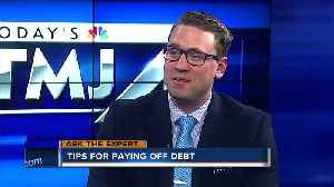 News video: Tips for Paying Off Debt