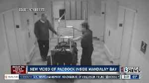 News video: Video shows Stephen Paddock interacting with Mandalay Bay employees