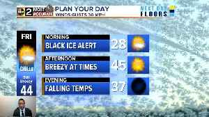 News video: Maryland's Weekend Forecast