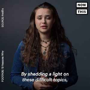 News video: '13 Reasons Why' Season 2 Is Treating Suicide Differently