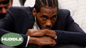 News video: What's The REAL Reason Kawhi Leonard Not Returning To The Spurs
