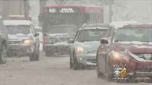News video: Snowy Winter Proves Costly For Road Crews' Budgets