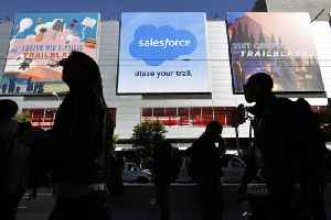 News video: Salesforce's Bret Taylor on M&A Strategy and Facebook's Data Scandal