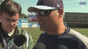 News video: Rays manager Kevin Cash liked outings by Jake Faria, Andrew Kittredge