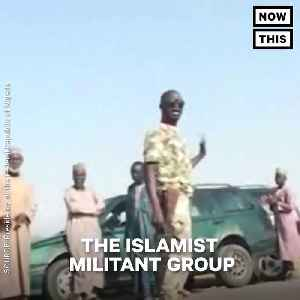 News video: 104 Girls Abducted By Boko Haram Were Returned