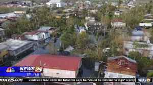 News video: Gautier family helps after Hurricane Maria