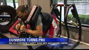 News video: Oshay Dunmore Signs With Albany Empire of AFL