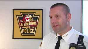 News video: VIDEO: Chief Dorney taking new position