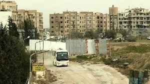 News video: Syrian rebels evacuate from eastern Ghouta town