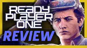 News video: Ready Player One Movie Review: Fun, But Not For Everyone