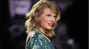 News video: Taylor Swift Offers Support To Students Marching For Gun Control