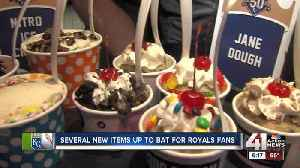 News video: Royals debut new ballpark food offerings