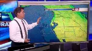 News video: Florida's Most Accurate Forecast with Denis Phillips on Thursday, March 22, 2018