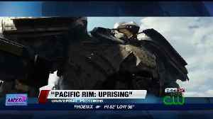 News video: 'Pacific Rim Uprising' centers on big, dumb action scenes (MOVIE REVIEW)