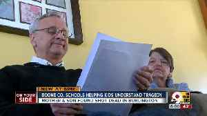 News video: Boone Co. schools helping kids understand local tragedy