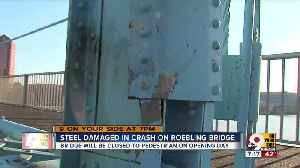 News video: Roebling path closed on Opening Day