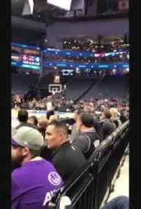 News video: Kings Game Delayed Due to Protesters