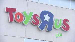 News video: Toys 'R' Us Liquidation Sales Delayed After Death Of Founder Charles Lazarus