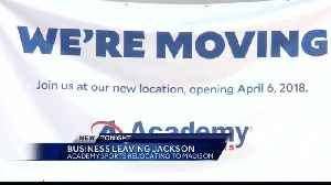 News video: Business Leaving Jackson