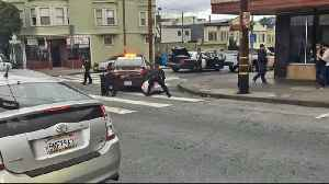 News video: Uncle of Man Fatally Shot in S.F. Barber Shop Standoff Says Suspect Was 'Sweet Kid'