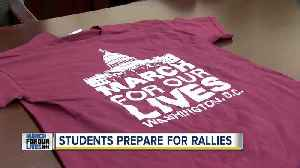News video: Local students prepare for nationwide