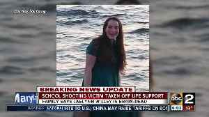 News video: Teen shot will be taken off life support