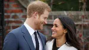 News video: Prince Harry and Meghan Markle's Wedding Reception: They're Partying at Prince Charles' House