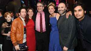 News video: 'Big Bang Theory' Cast on When the Show Will End, and a Possibly Pregnant Penny!
