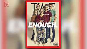 News video: Why is a Parkland Student Barefoot On The 'Time' Magazine Cover?
