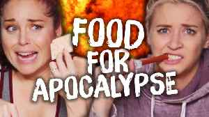 News video: 5 Survival Foods That NEVER Expire (Cheat Day)