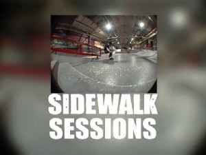 News video: Sidewalk Sessions - Ramp 1, Warrington with Andy Evans and co