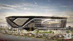 News video: Entire Raiders project in Las Vegas to exceed $2B